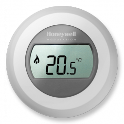Honeywell Round Modulation Plus, T87C2055 OpenTherm®