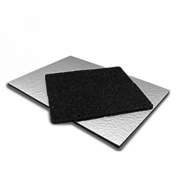 K2 Building protection mat Solar Alu 1200x200x6mm