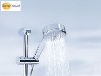 Grohe New Tempersta handdouche met 4 standen chroom 100mm (27575001)