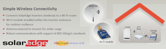 SolarEdge WIFI Module Kit [SE1000-WIFI01]