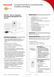 1801 evohome security hs912s productinfo 32319429 003 nl01r1016 solar nunlpagina1