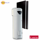 ARISTON WARMTEPOMPBOILER NUOS² PLUS SOLAR 250L SCHUIN DAK
