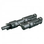 Multicontact PV-AZB4 T splitter Male - 2x vrouw