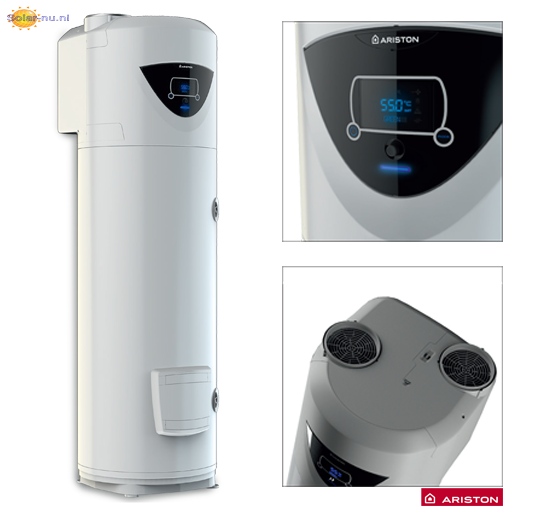 Ariston Nuos Plus 250L & Solar